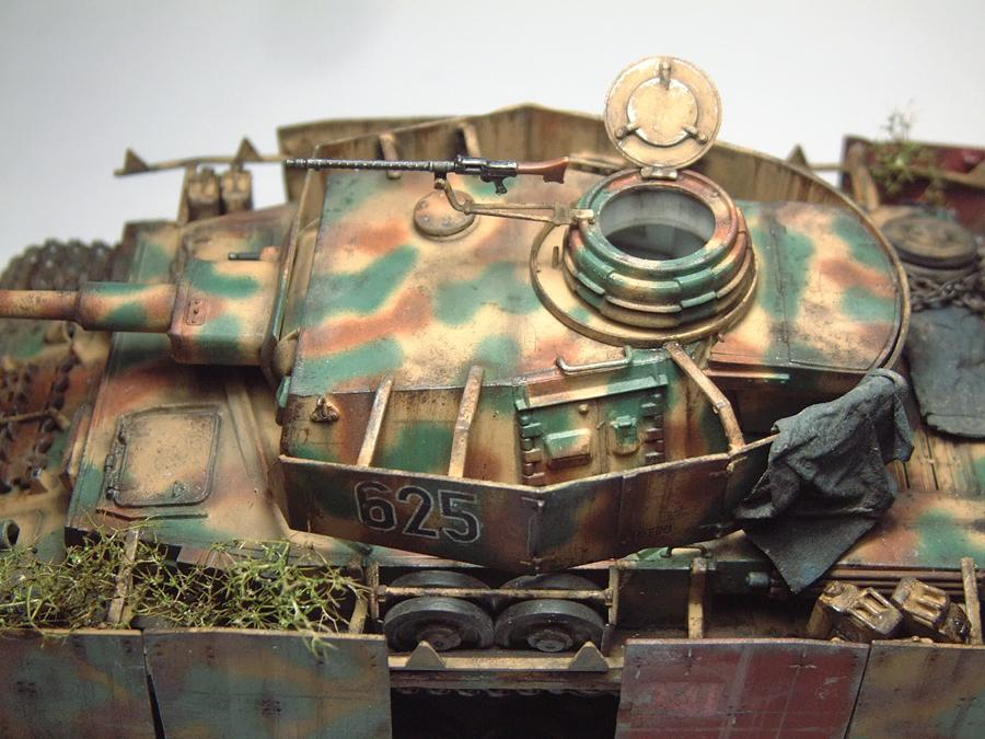 Panzer IV Ausf.H - 1/35e - [Italeri] 1603280817024769014103925