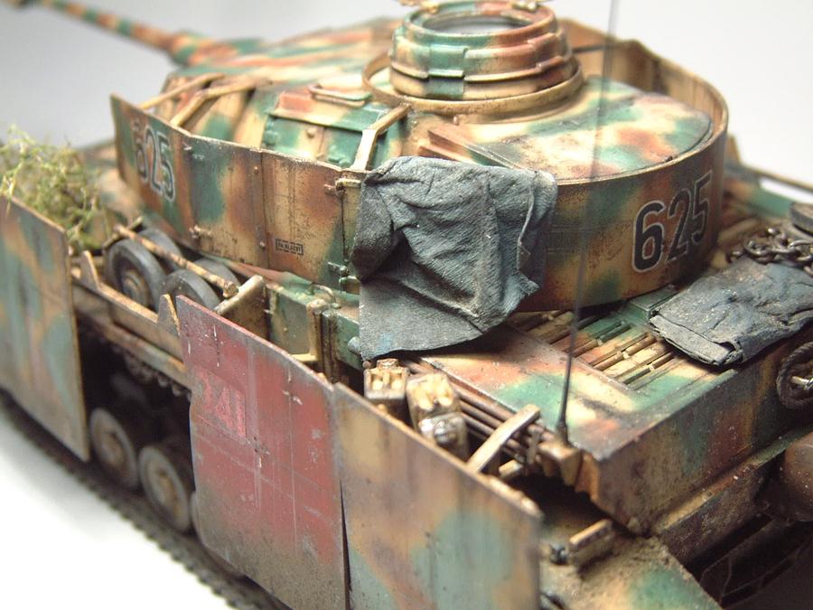 Panzer IV Ausf.H - 1/35e - [Italeri] 1603280817074769014103926