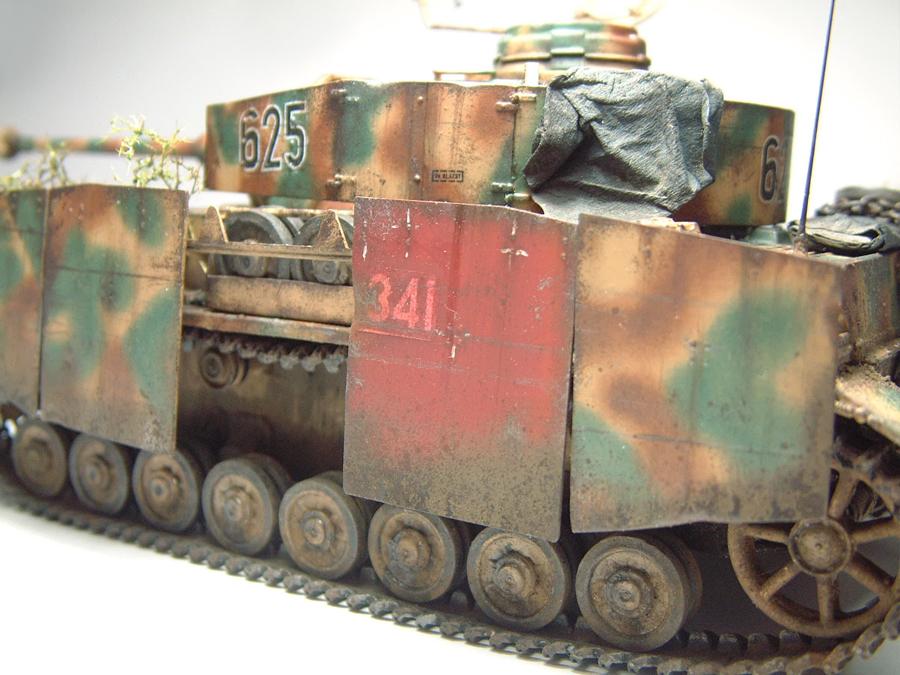 Panzer IV Ausf.H - 1/35e - [Italeri] 1603280817144769014103927