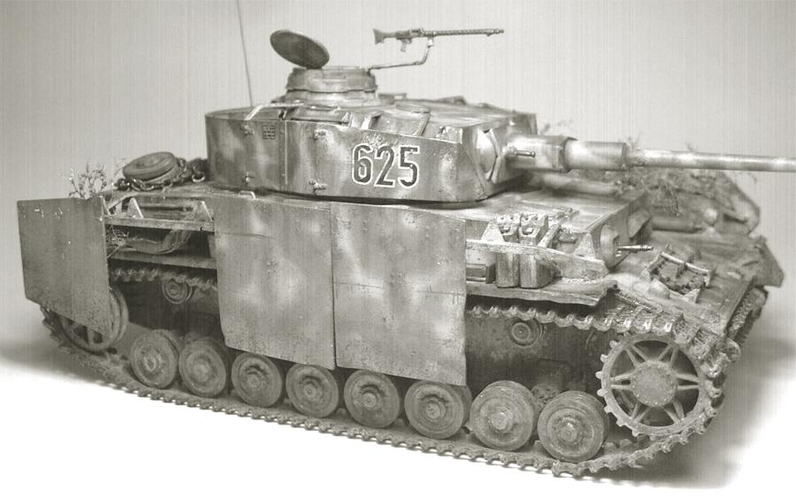 Panzer IV Ausf.H - 1/35e - [Italeri] 1603280817214769014103929