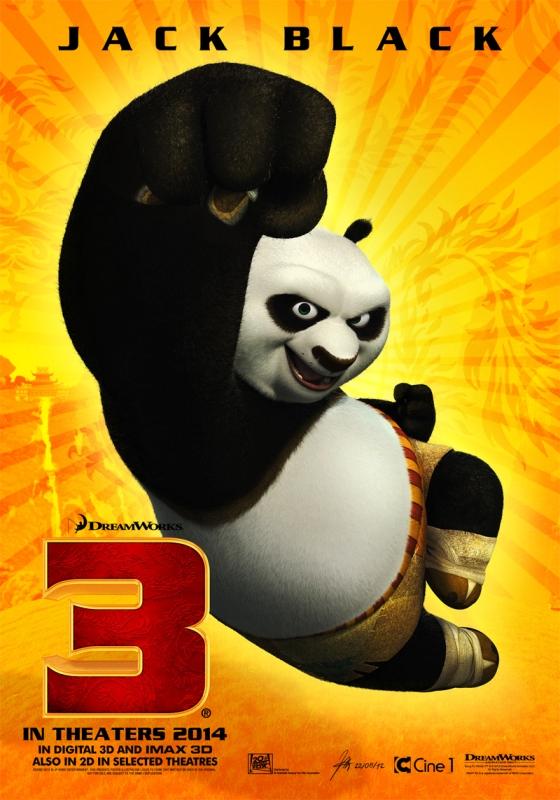 功夫熊貓3 Kung Fu Panda 3