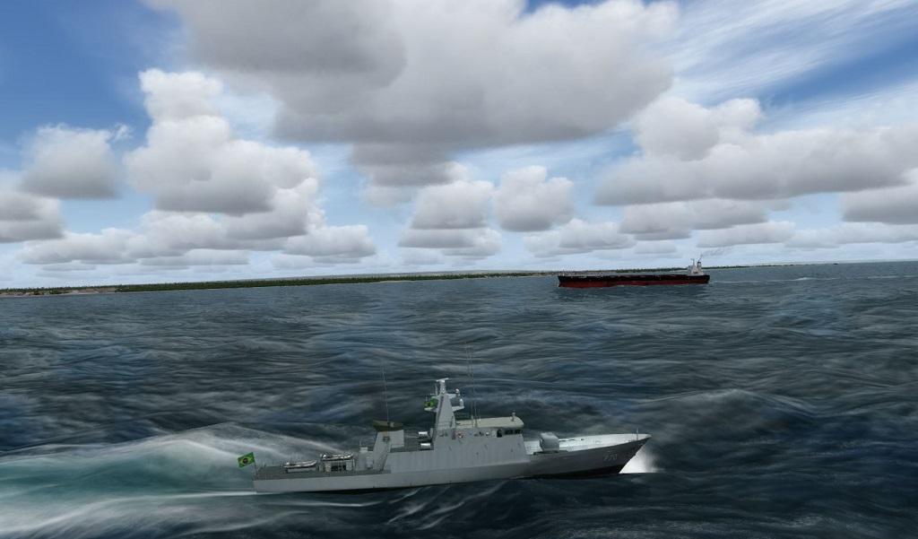 Tráfego - Tráfego global AI Ship v1 16032906582616112914106041