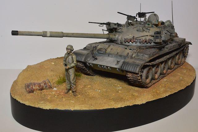 TIRAN 6 - Patrouille dans le Sinai - fin des années 1970 - diorama 1/35 16033001084912278514107928