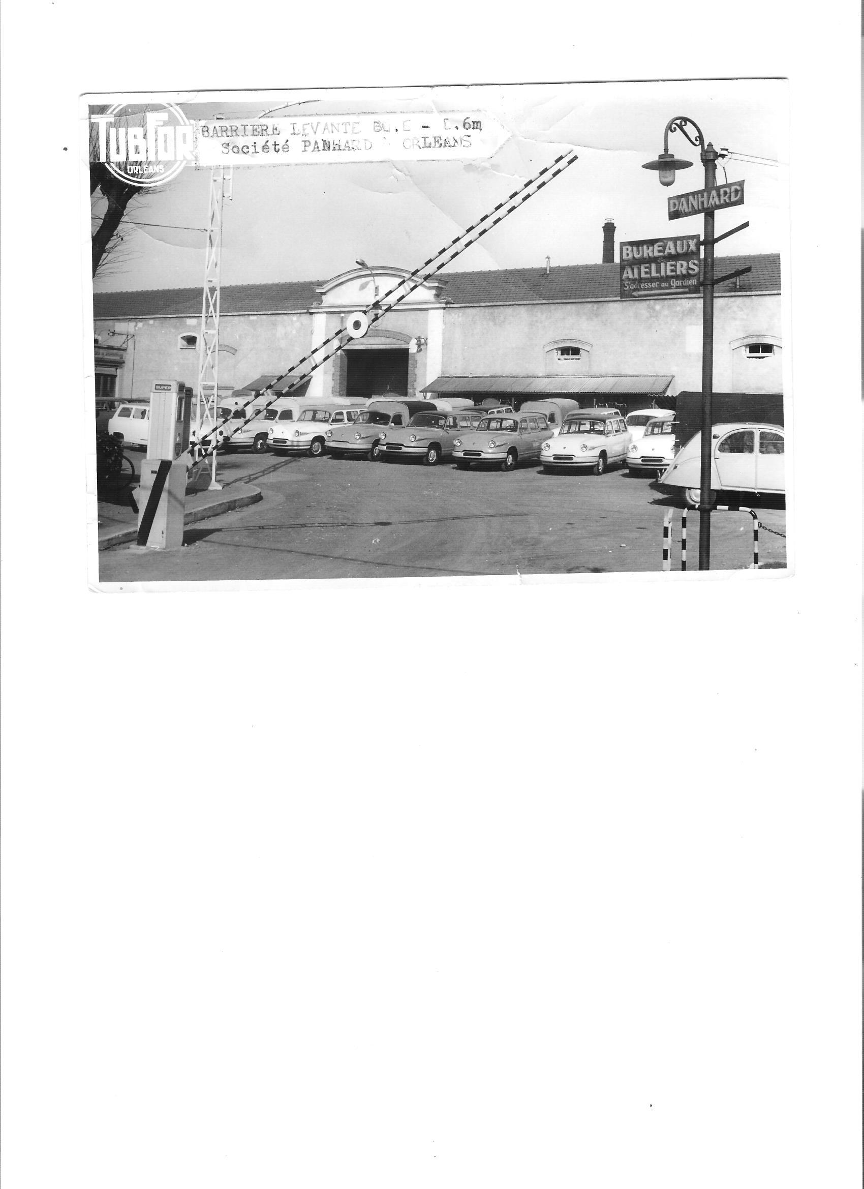 Orleans usine PANHARD 001