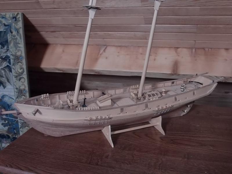 HMS Victory de Sergal Mantua au 1/78è 1604010257556820214113297