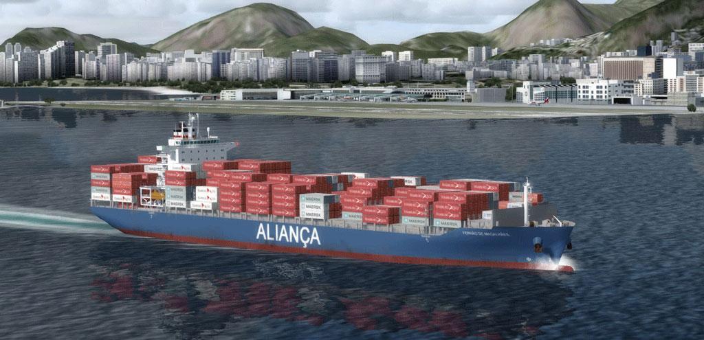 Tráfego - Tráfego global AI Ship v1 16040106052216112914113808