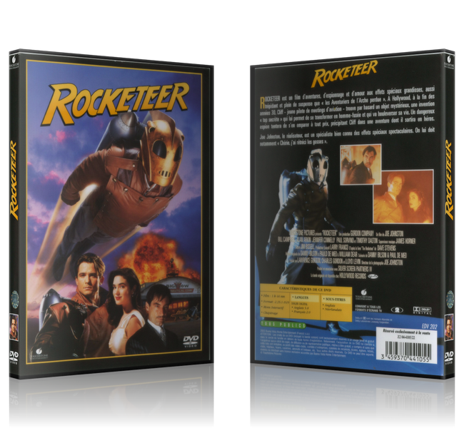 The Rocketeer (1991) (mHD 1080p VF-VO)