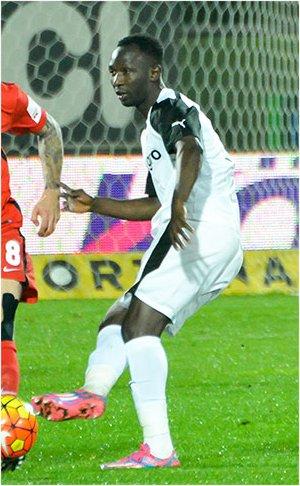 Boubacar Mansaly