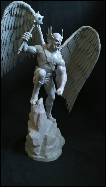 Hawkman statue 1/4 16040910210816083614132202
