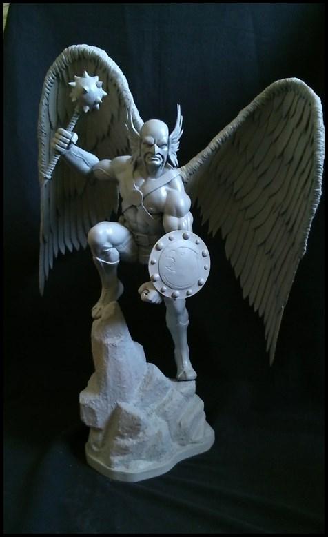 Hawkman statue 1/4 16040910210916083614132203