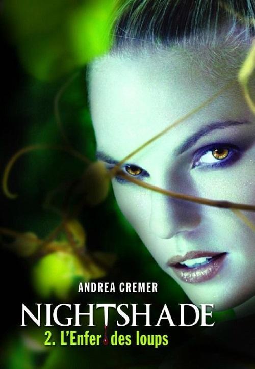 Nightshade T2 Lune de sang - Andréa Cremer