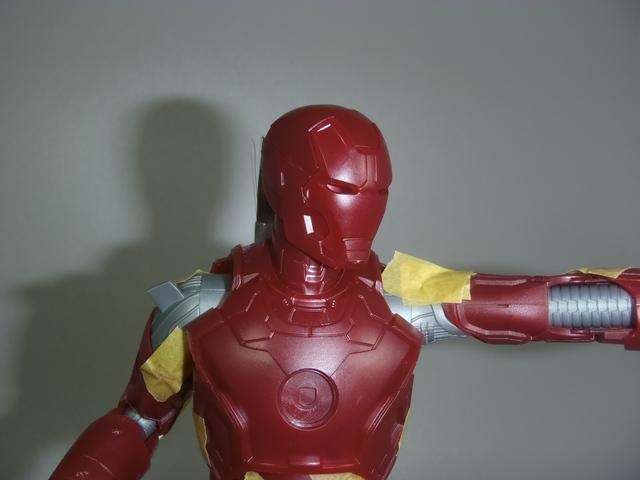 IRON MAN 1/9 (dragon model ) 16041110112815742614139208