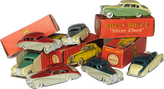 Rolls-Royce Silver Cloud Quiralu