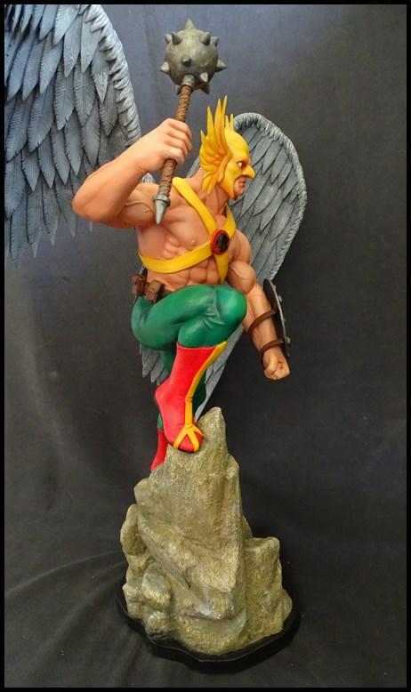 Hawkman statue 1/4 16041307575516083614143443