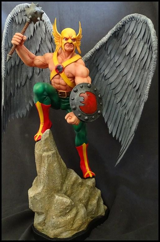 Hawkman statue 1/4 16041307575816083614143445