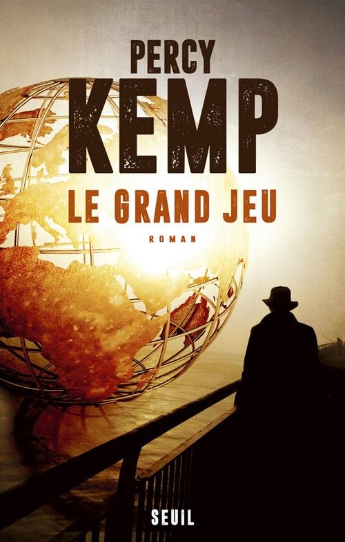 Le grand jeu (2016) - Percy Kemp