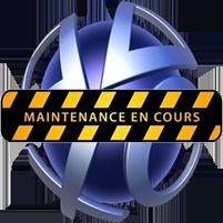 logo du psn en maintenance