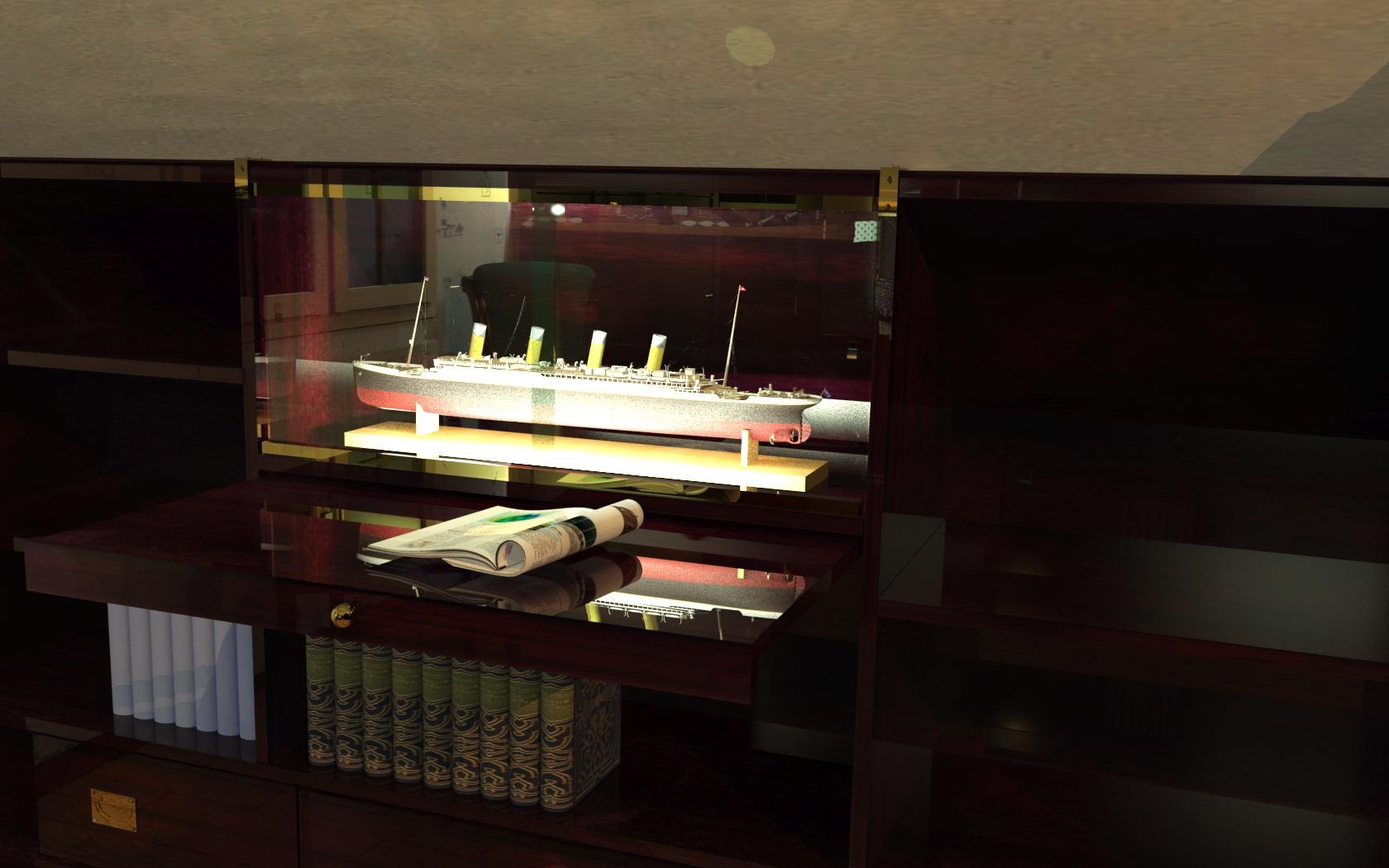 Encore un Titanic en construction 1/400 de chez Academy 16041601160718121214149510