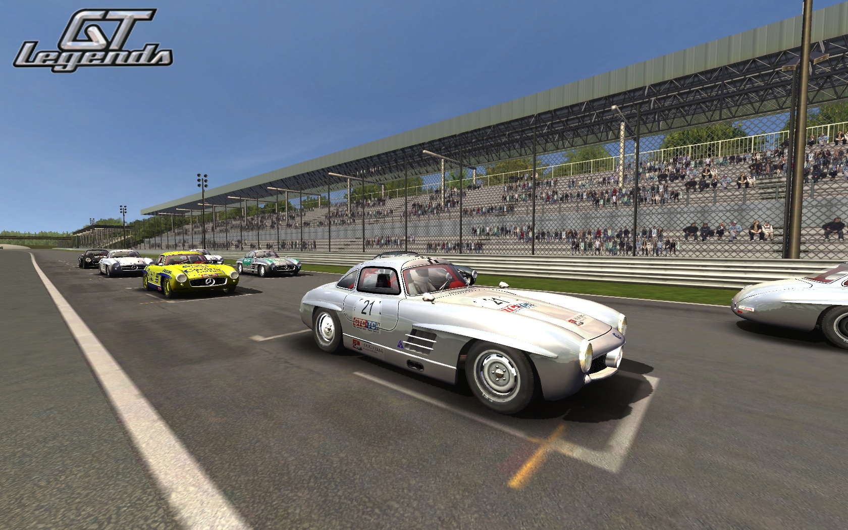 RacingFR > GTL - Butch Team WIP