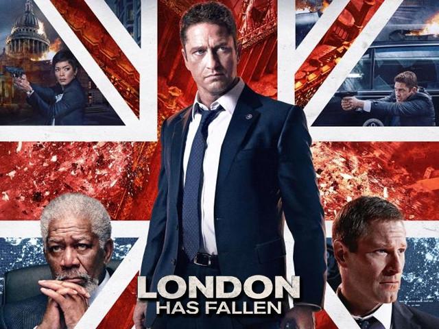 全面攻佔2:倫敦救援 / 白宮淪陷2:倫敦淪陷  London Has Fallen