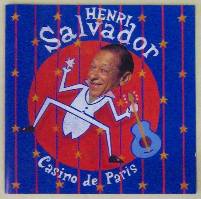 Salvador Henri Casino de Paris