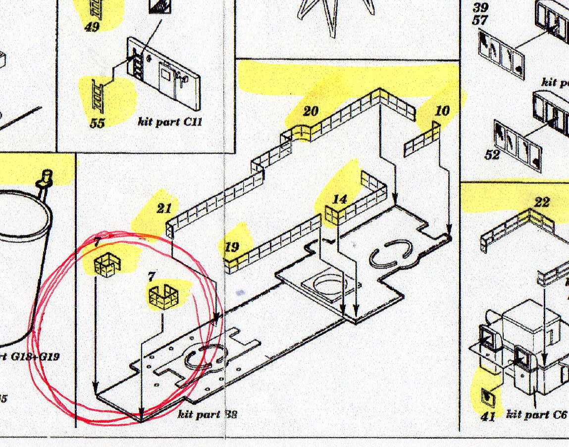 Encore un Titanic en construction 1/400 de chez Academy 16042311275518121214173697