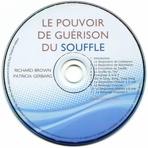 [audio-book] Richard Brown & Patricia Gerbarg  LE POUVOIR DE GUÉRISON DU SOUFFLE