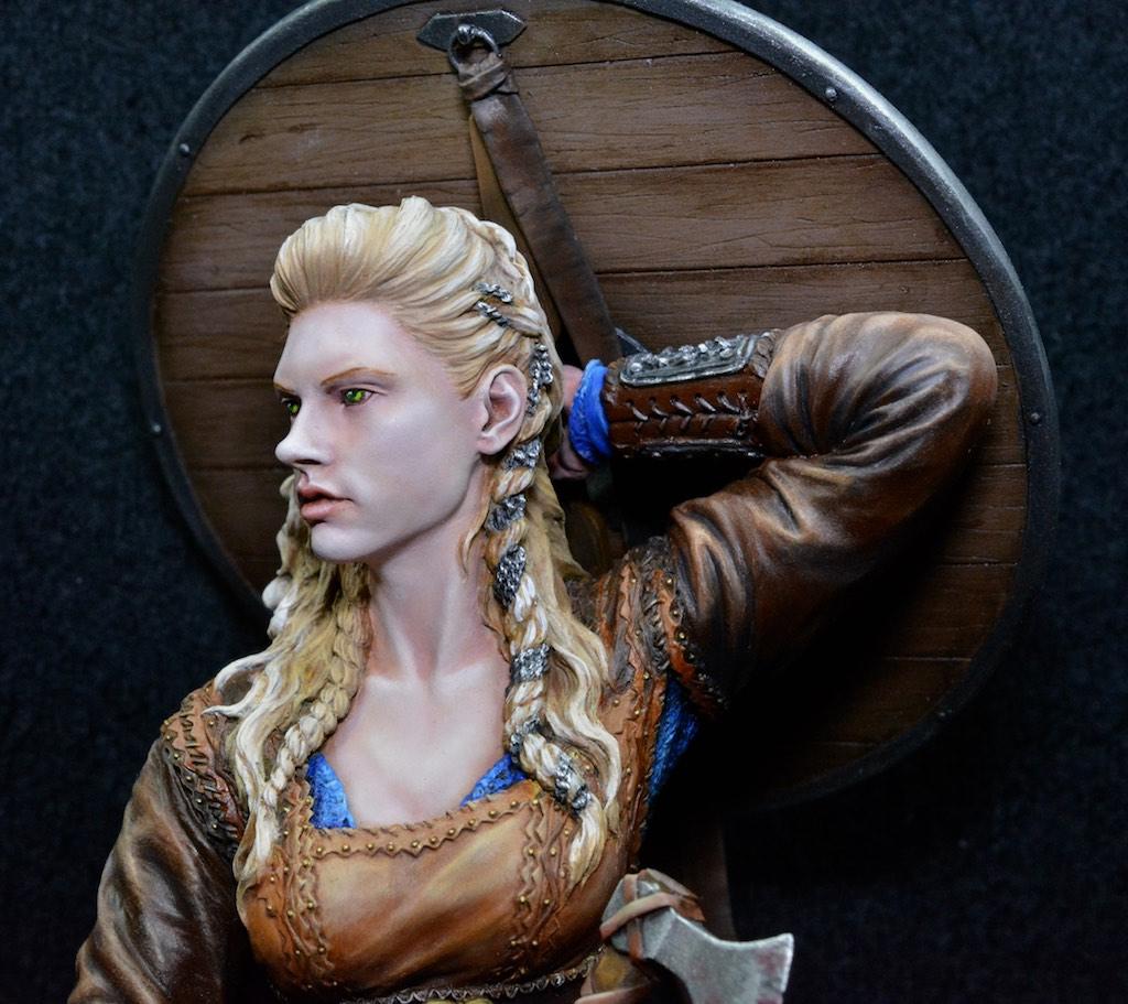 Viking Shieldmaiden - Nuts Planet - terminé! 16042711295012278514182488