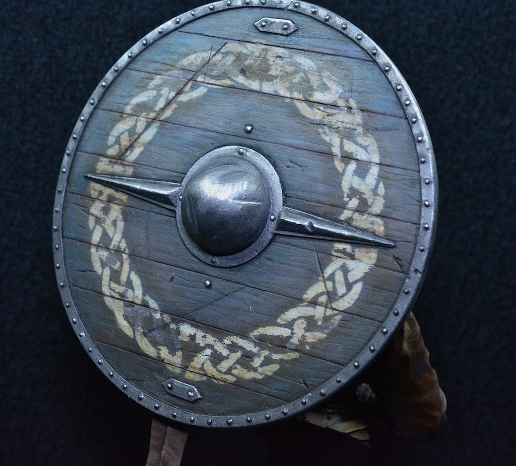 Viking Shieldmaiden - Nuts Planet - terminé! 16042711295912278514182491