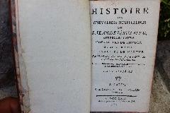 Album LA18 HISTOIRE DES CHEVALIERS HOSPITALIERS DE ST JEAN DE JERUSALEM MALTHE RODES - Image IMG_