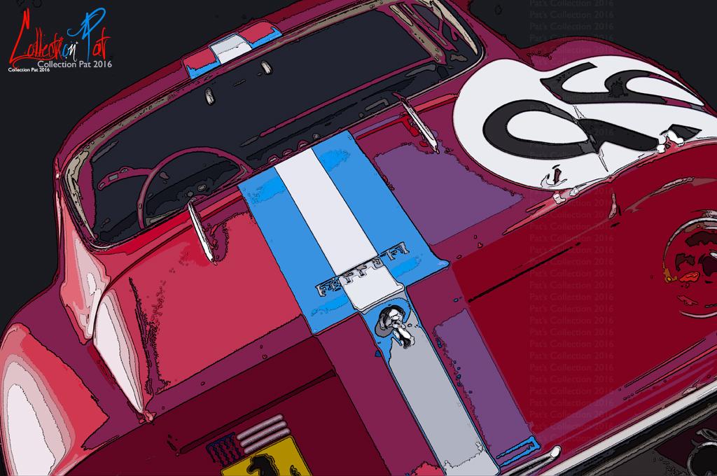 275 GTB #26 LM 62 6