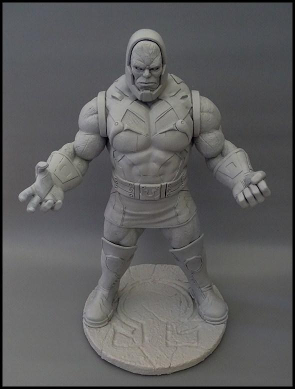 Darkseid statue 16050503213516083614202384