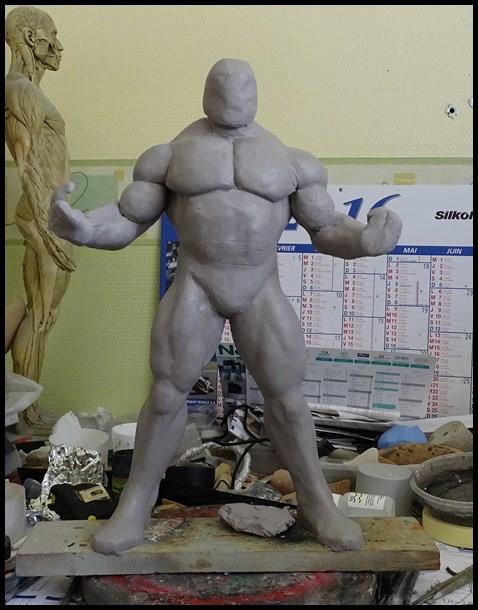 Darkseid statue 16050503214216083614202389