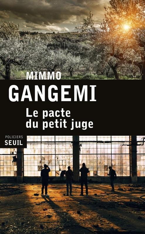 Juge Lenzi T2 - Le Pacte du petit juge - Gangemi Mimmo