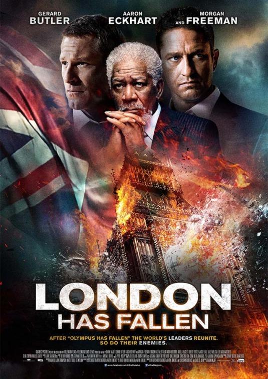 全面攻佔2:倫敦救援 London Has Fallen