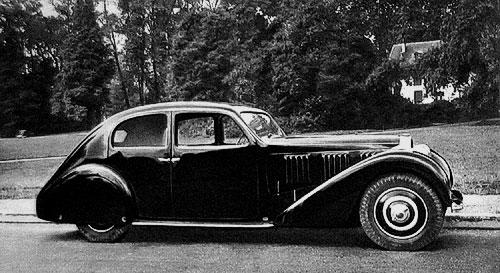 57        Conduite interieure Galibier sur 57  (1936)