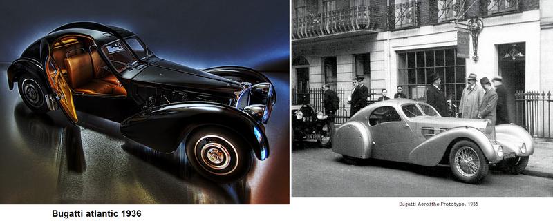 Bugatti atlantic et aérolithe [800x600]