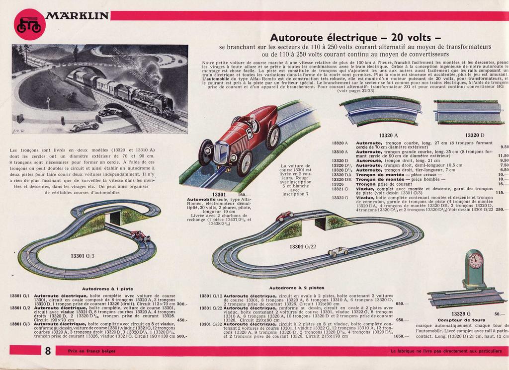 marklin catalogue français 1935-36 auto-bahn (Copier)