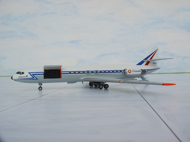 Sud-Aviation SE 210 Caravelle  Air France Mach 2 1/72 - Page 2 1605240719109175514252602