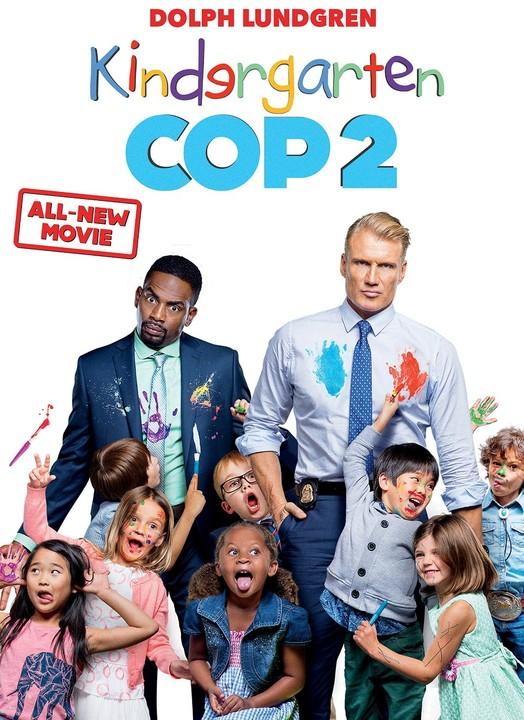 幼兒園特警2  Kindergarten Cop 2