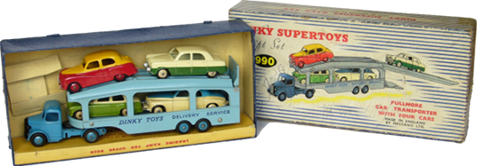Dinky Supertoys Gift set 990