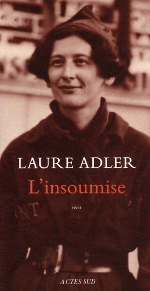 Laure Adler - L'insoumise