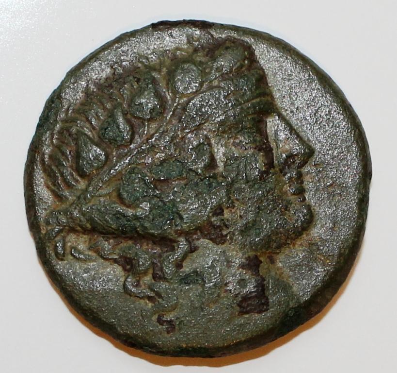 Moyen Bronze grec à identifier 1606040118345316014281709