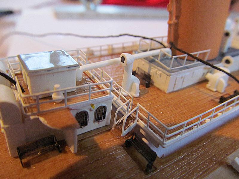 Encore un Titanic en construction 1/400 de chez Academy - Page 2 16060402521418121214281913