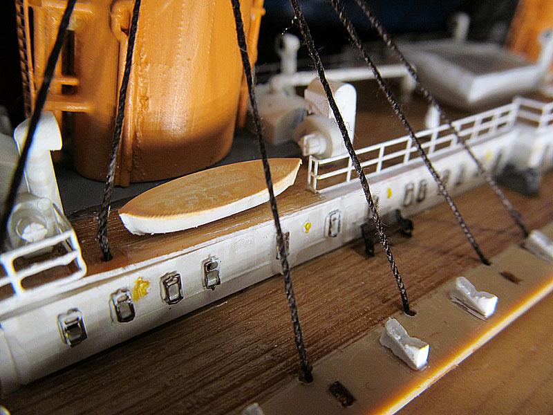 Encore un Titanic en construction 1/400 de chez Academy - Page 2 16060402522918121214281922
