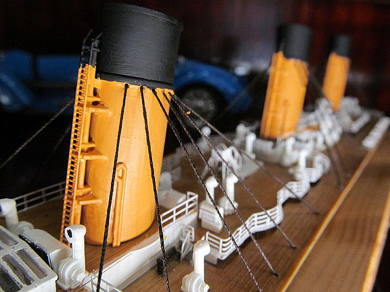 Encore un Titanic en construction 1/400 de chez Academy - Page 2 16060402523018121214281923