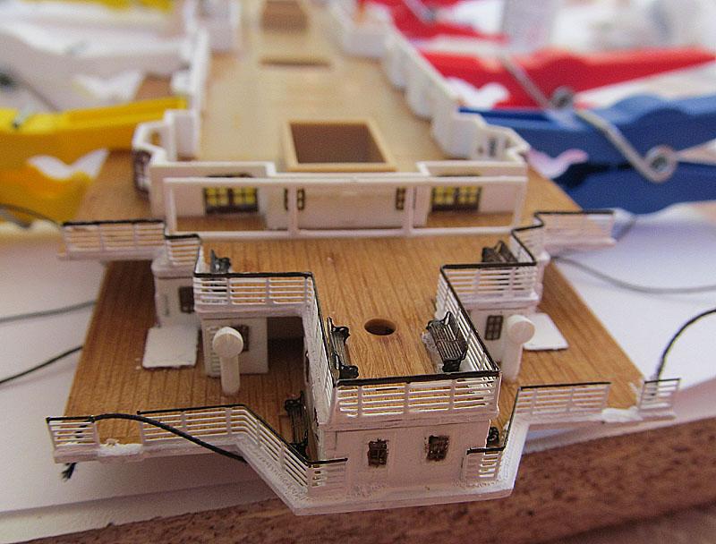 Encore un Titanic en construction 1/400 de chez Academy - Page 2 16060402524118121214281932