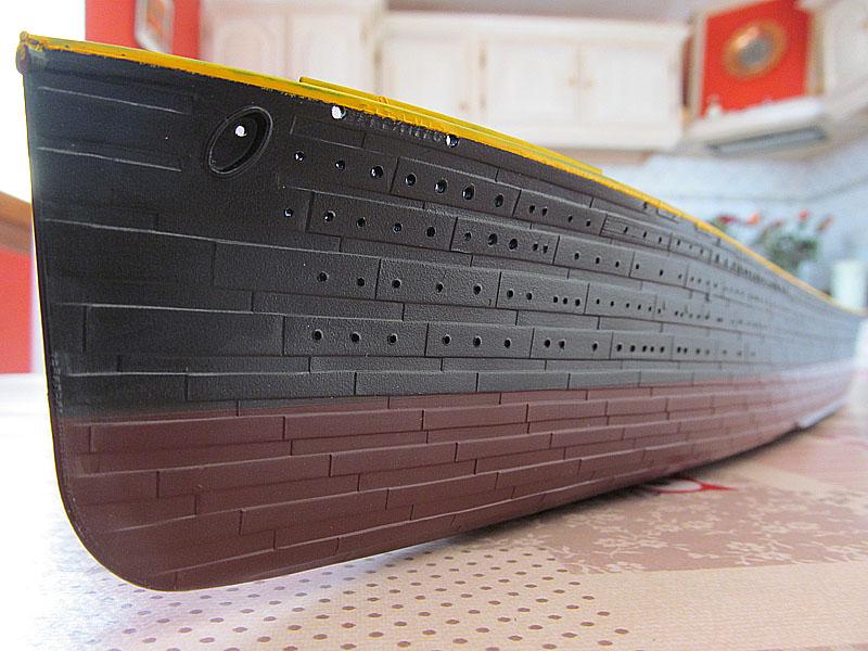 Titanic 1/400 Revell 16060402524418121214281934