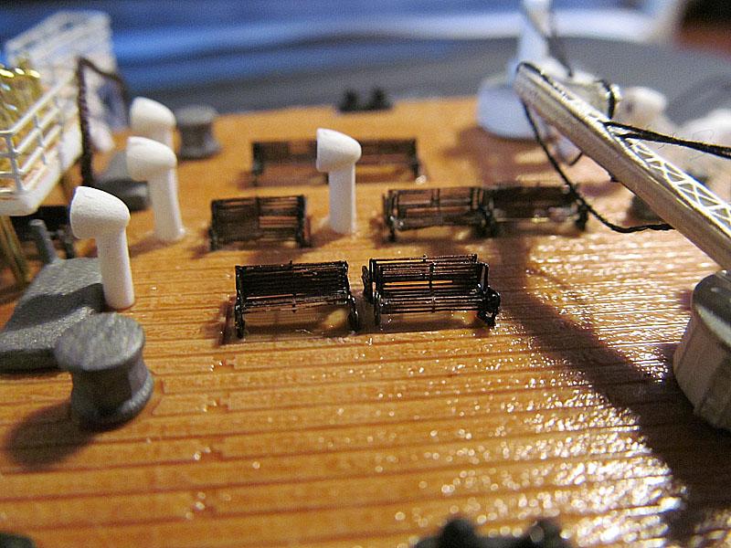 Encore un Titanic en construction 1/400 de chez Academy 16060412181018121214281564