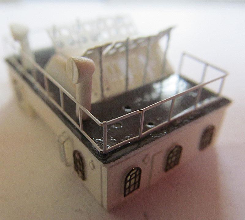 Encore un Titanic en construction 1/400 de chez Academy 16060412181918121214281571